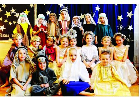 Swindon School Nativities 2011