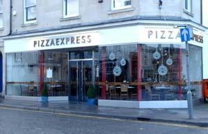 Pizza Express Chippenham Swindon Advertiser