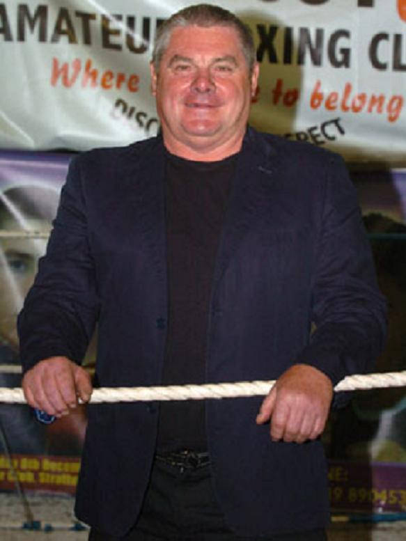Swindon promoter Keith Mayo