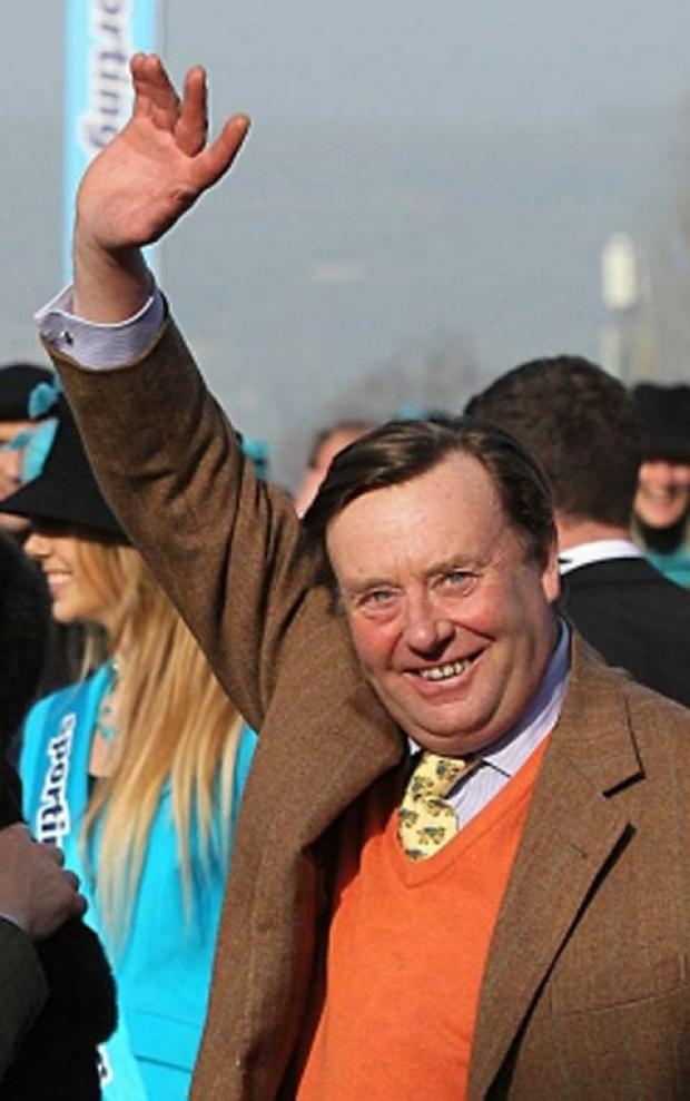 Swindon Advertiser: Lambourn trainer Nicky Henderson