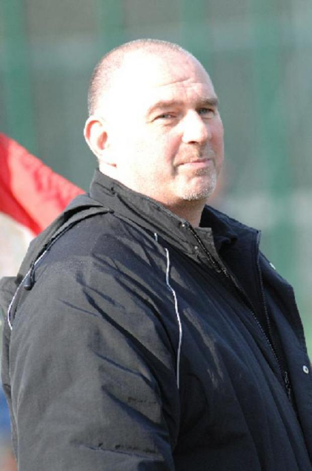 Swindon College boss Martin Peaple