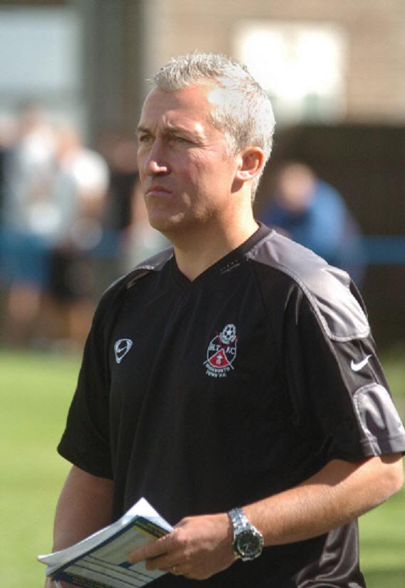 Dave Webb is the new manager of Swindon Supermarine