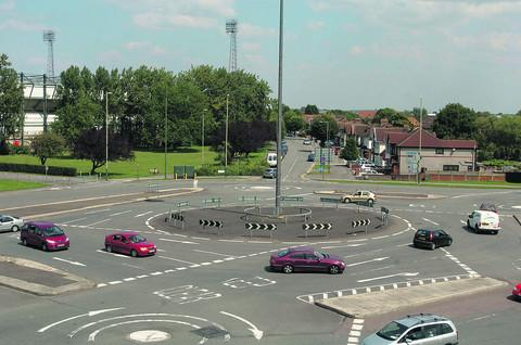 Tell us your stories about Magic Roundabout in Swindon