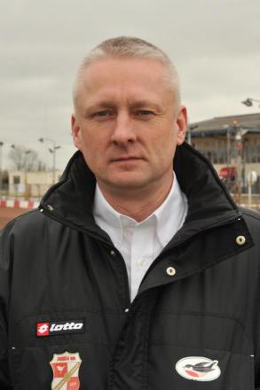 Swindon co-owner Gary Patchett