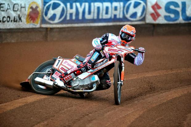 Steady makes the semi in British final