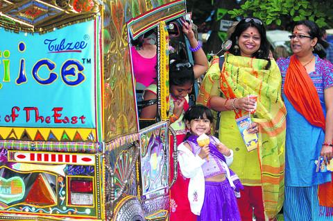 Last year's Mela was as popular as ever
