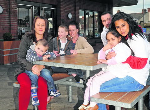 Families meet to share experience of cerebral palsy