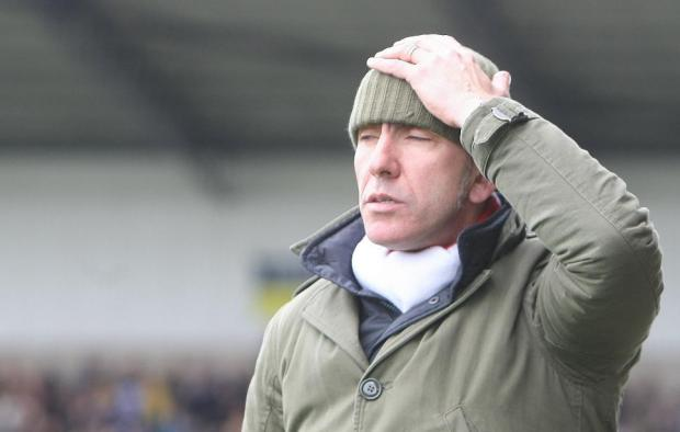 Swindon Advertiser: Town boss Paolo Di Canio