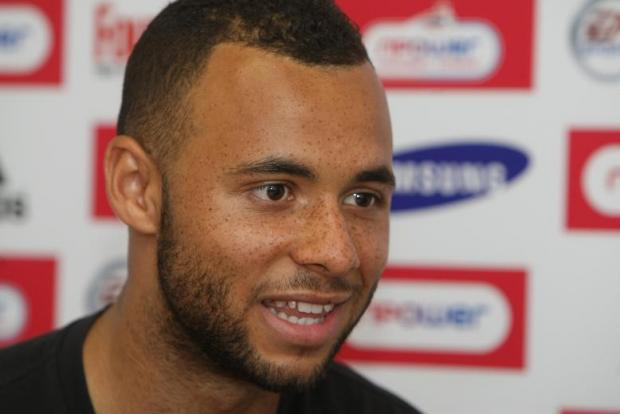 Swindon Town's John Bostock