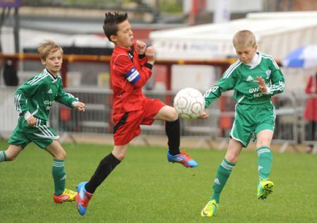 All the action from the North Wilts Youth League Cup Finals which took place at the County Ground last weekend.