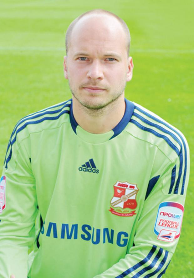 Swindon Advertiser: Phil Smith, who has been released by Swindon Town