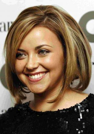 Charlotte Church, born on this day in 1986