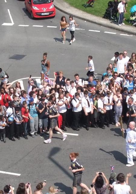 Your flame to fame. 