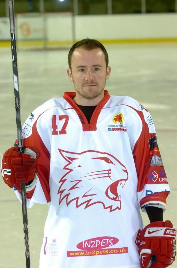 Swindon Advertiser: Swindon Wildcats coach Ryan Aldridge