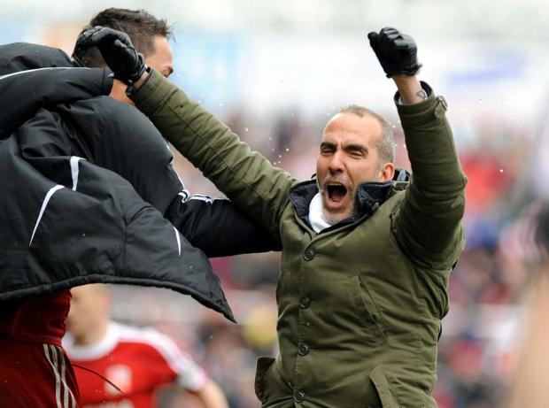 Di Canio is back in Town