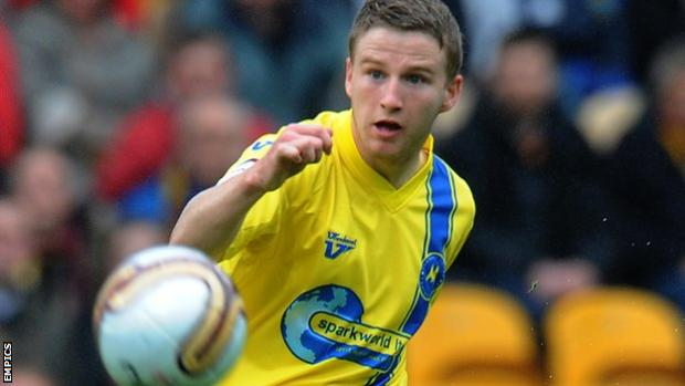Could Torquay United midfielder Eunan O'Kane be joining Town this summer?