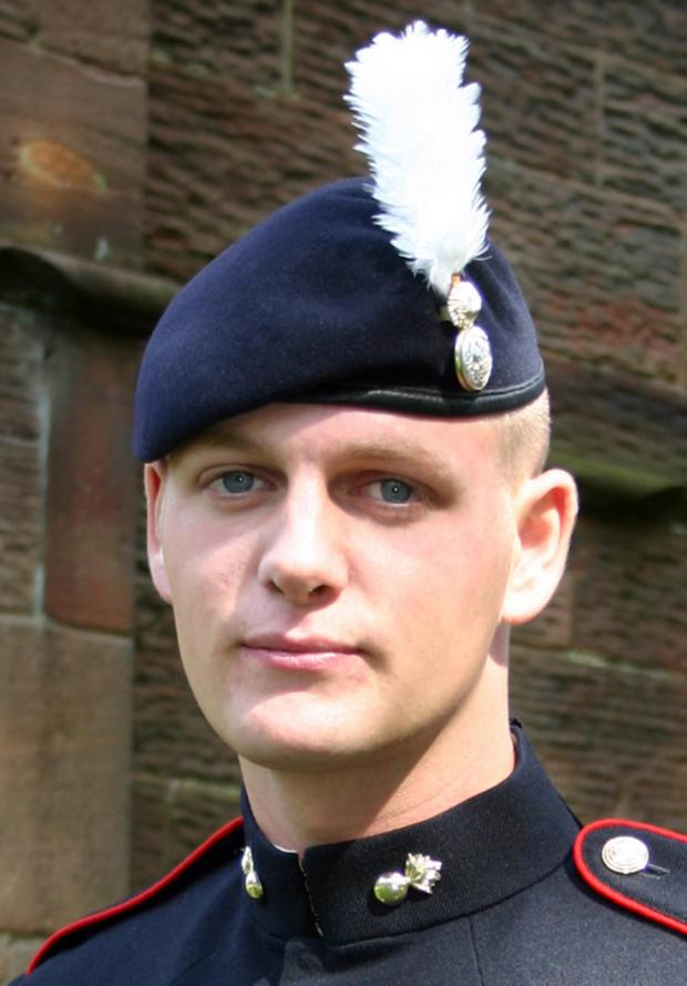 Swindon soldier killed in Afghanistan