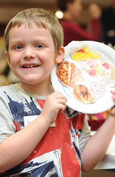 Swindon has right royal fun on the streets to mark Diamond Jubilee