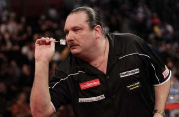 UK OPEN DARTS: Smith loses out in Bolton