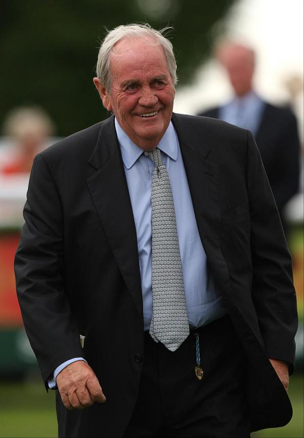 Marlborough trainer Richard Hannon