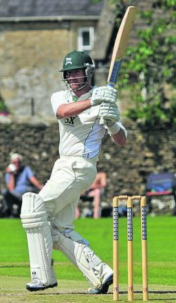 Jayden Levitt cracked 33 as Wiltshire beat Berkshire by nine wickets this morning
