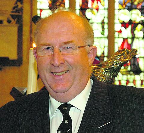 Angus Macpherson, Wiltshire's new police and crime commissioner