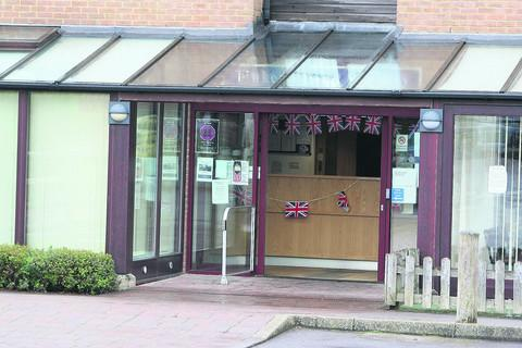 Tinkers Lane Surgery, where Dr Davinderjit Bains assaulted female patients