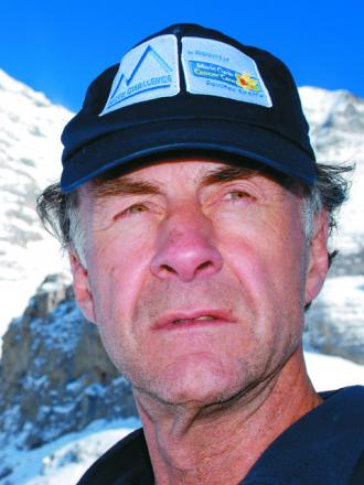Explorer Ranulph Fiennes, 70 today