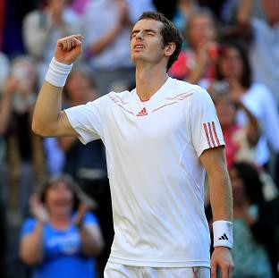 Swindon Advertiser: Andy Murray was visibly emotional after beating Jo-Wilfried Tsonga in the semi-final