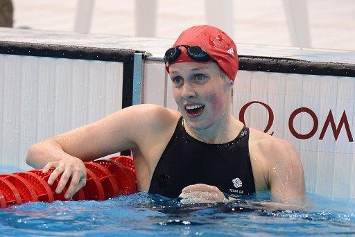Hannah Miley has not yet decided if she will race at Rio 2016