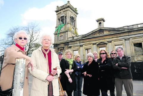 Old Town ward residents want their councillors to fight to save the Locarno