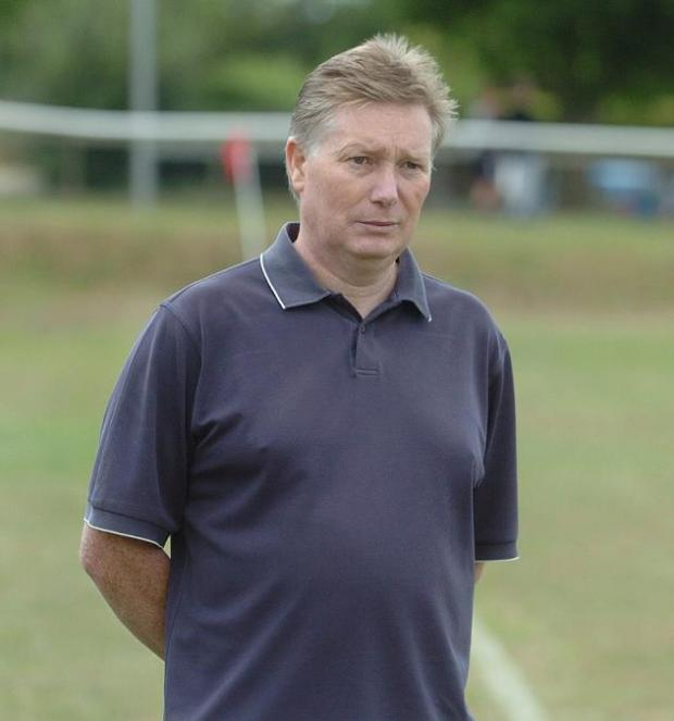 Purton boss Chris Pethick