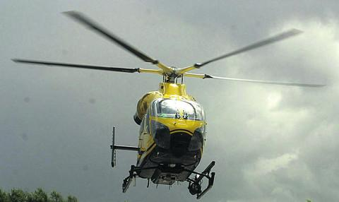 New project to secure Wiltshire air ambulance funding has started well