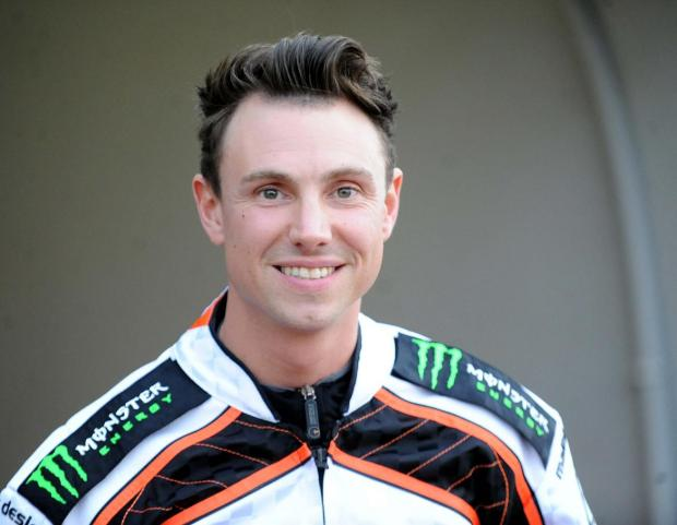 Swindon Robins asset Simon Stead