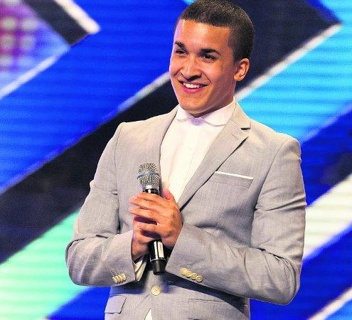 X Factor star stands up to TV bosses