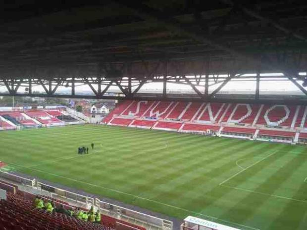 Four mystery parties are believed to be interested in buying Swindon Town