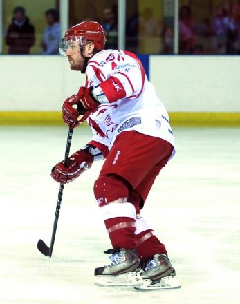 Swindon Wildcats head coach Ryan Aldridge