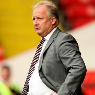 Kevin Blackwell has been appointed the new manager of Bury