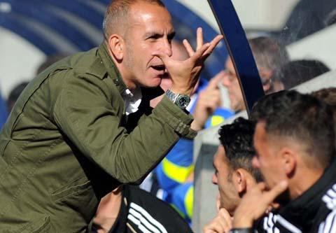 UNCERTAIN: Paolo Di Canio