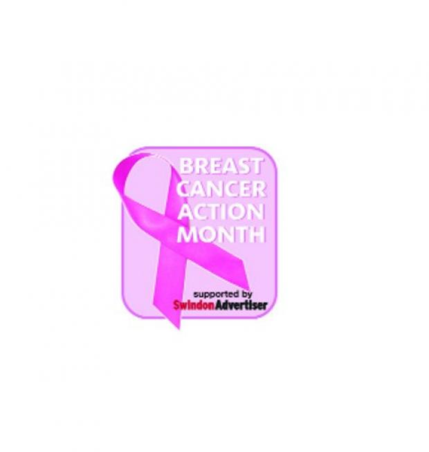 Adver is aiding Breakthrough breast cancer awareness in Swindon