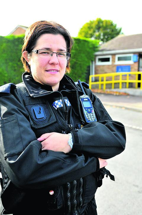 PC Sandra Higgins-Hughes
