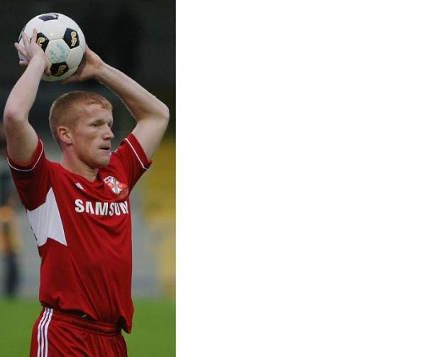Swindon Advertiser: Football player image for Chris Smith