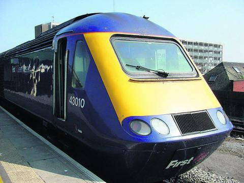 Services between London and Cardiff passing through Swindon have been cancelled