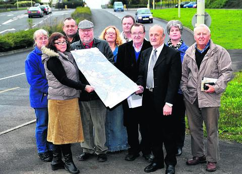 Residents and parish councillors want the Purton - Iffley Road link to be a prority