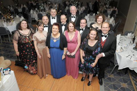 Bereavement cause aided by fundraising ball