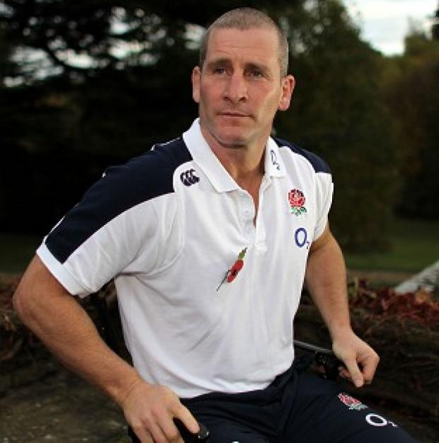 Swindon Advertiser: Stuart Lancaster's side kick off their autumn Test series against Fiji on Saturday