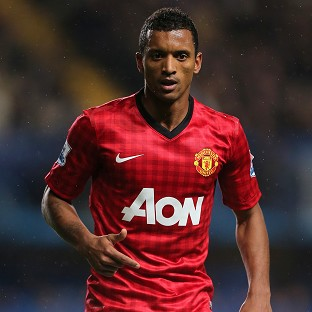 A hamstring injury will sidelined Nani