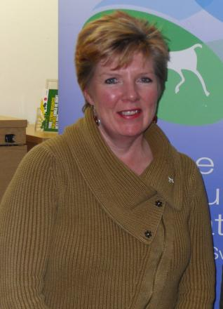 Rosemary Macdonald, chief executive of The Community Foundation for Wiltshire and Swindon