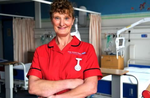 Hilary Walker is the new chief nurse at GWH