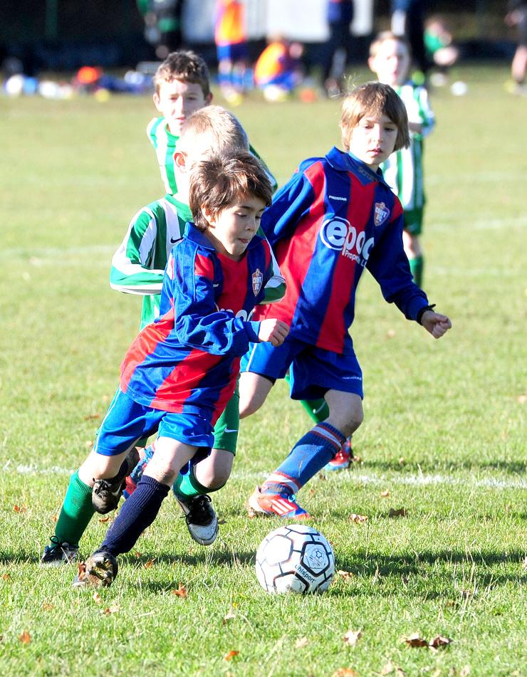 NORTH WILTS YOUTH FOOTBALL: Highworth's double treble